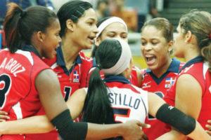 """Las """"Reinas del Caribe"""" vencen a Jamaica; clasifican a Mundial de Voleibol en Japón"""