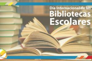 """Celebran hoy """"Día Internacional de las Bibliotecas Escolares"""""""