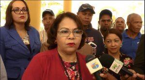 Emma Polanco pide aclarar asesinato del profesor Yuniol Ramírez