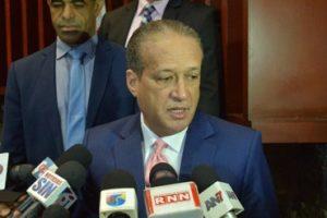 Posible sanción a Manuel Rivas se conocerá en reunión del Comité Político PLD