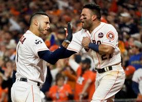 Bregman decide para los Astros