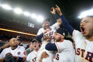 Los Astros vencen a los Yankees y pasan a la serie mundial contra los Dodgers
