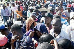 Solo el 10 % de haitianos procedente de Estados Unidos consigue refugio en Canadá