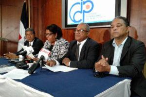 Exdirectivos califican de penosa, lamentable e irresponsable actitud de dirigentes del CDP