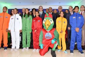 Ministerio de Educación presenta uniformes, línea gráfica, mascota y campaña de publicidad para VIII Juegos Deportivos Nacionales