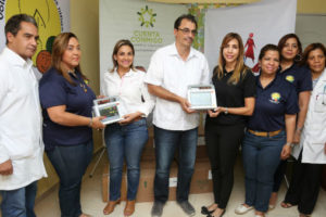 En beneficio de niños y niñas de Puerto Plata, Despacho Primera Dama dona equipos y medicamentos
