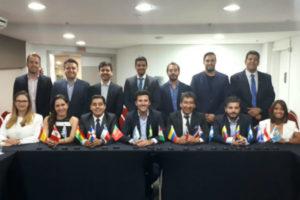 ANJE se integra como vicepresidente regional de la Federación Iberoamericana de Jóvenes Empresarios
