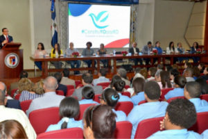 Navarro dice escuela debe seguir promoviendo cultura de paz, tolerancia y respeto a la diversidad