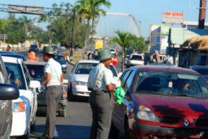"DIGESETT=AMET implementa medidas para evitar congestionamientos en ""Viernes Negro"""