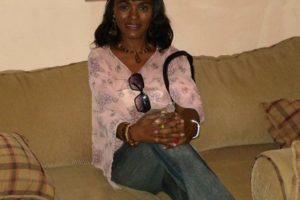 Se encuentra desaparecida la madre del periodista Logan Jiménez desde la semana pasada