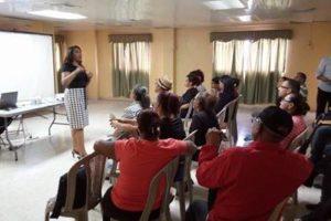 AFP Popular ofrece charla sobre Ley de Seguridad Social a empleados de la DGDC