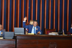 Senado aprueba presupuesto de 2018 por un monto de RD$816,565 millones