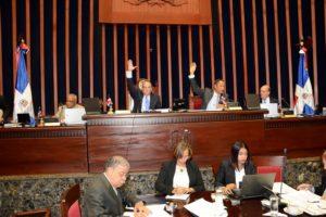 Senado  aprueba proyecto modifica Presupuesto 2017