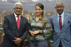 """Burgos Gómez: """"me siento orgulloso de haber comenzado un proceso de crecimiento sustentado en el trabajo; provincia Santo Domingo"""""""