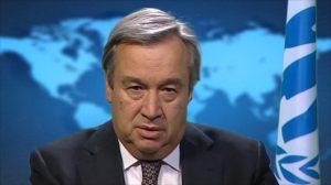 Secretario general de la ONU condena atentado en iglesia de Egipto
