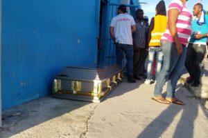Atracadores matan al vigilante de una estación de gasolina en Barahora