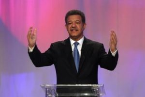 Leonel: Siempre velaré por el progreso y bienestar de República Dominicana