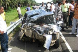 Mueren quince en accidentes durante feriado de Navidad
