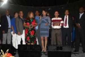 Círculo de Locutores Dominicanos celebra fiesta navideña