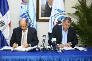 El Inabie y Conaleche establecen alianza en beneficio de la producción nacional