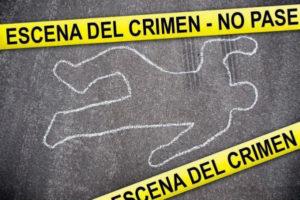 Matan hombre frente a su residencia en Santiago