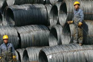 Base de fabricación de acero de China continúa con grandes reducciones de capacidad de producción