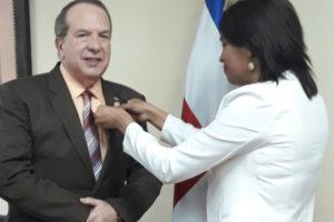 Círculo de Locutores Dominicanos reconoce presidente Cámara de Cuentas