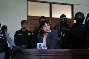 Tribunal ratifica prisión preventiva a Marlin Martínez por asesinato de Emely Peguero