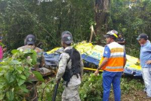 Investigan accidente de avioneta donde murió el presidente de Aeroclub Quisqueya