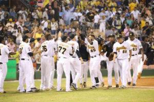 Águilas vencen Licey y se coronan campeones béisbol dominicano